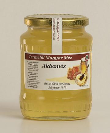Termelői méz - akácméz