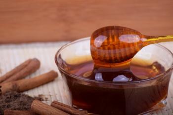 Méz melegítése