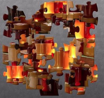 Méz puzzle