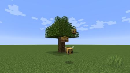 Minecraft méz